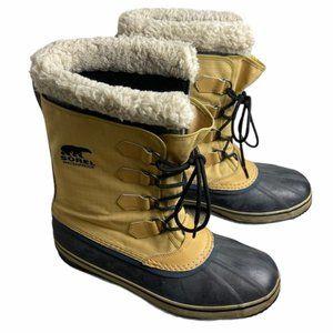 SOREL Men's NM1440-078 1964 Pac™ Nylon Winter Boots Size 13 - Pre-Owned